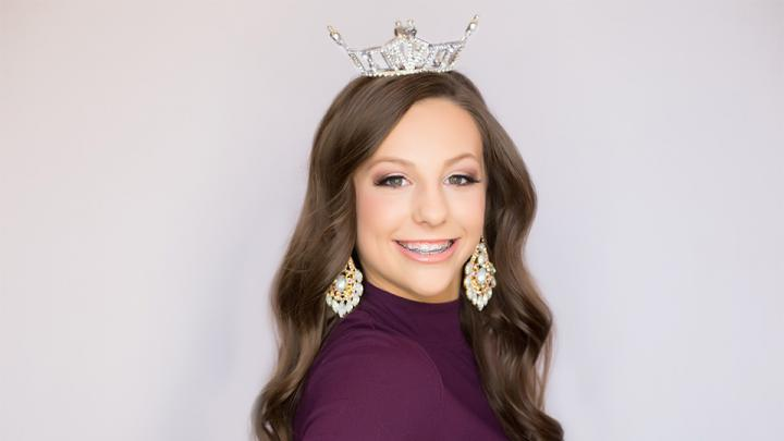 My name Is Aubrie Charter and I am your Miss Cornhusker's Outstanding Teen! I will be a freshman at North Platte High School this year. During the school year I spend around 10 hours a week dancing and baton twirling at the Dance Factory in North Platte where I also assist Level 1 Tumbling class. In my free time I love to be at the lake, golf, and hunt/fish with my family.