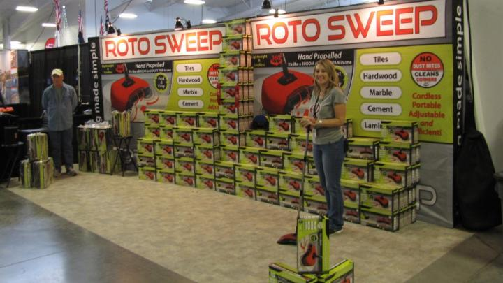 Webster Roto Sweeper