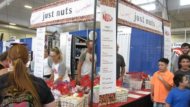 Just Nuts Inc