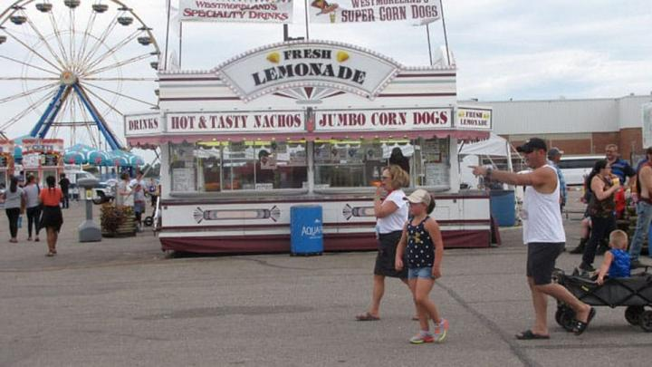 Westmoreland Concessions Corn Dogs