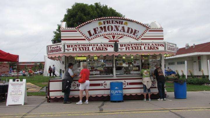 Westmoreland Funnel Cakes