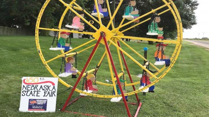 150 Years of Ferris Wheels - Hilltop Ranch & Tack