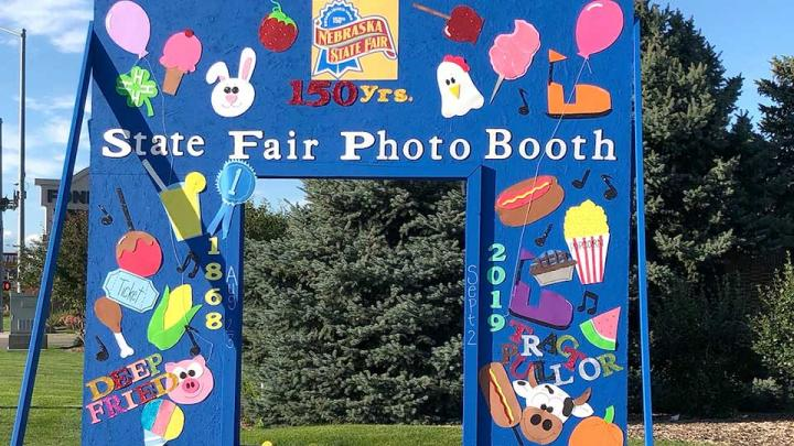 State Fair Photo Booth - Bosselman